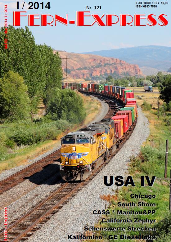 Titelbild Heft 1/2014 - USA