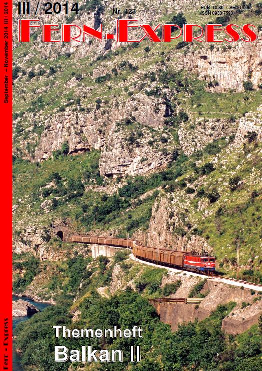 fern-express :: Heft III/2014 :: Balkan II