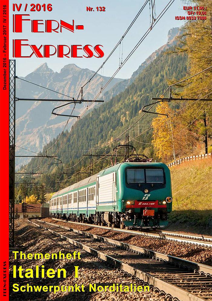 Titel Heft IV/2016 - Themenheft Italien 1