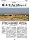 Fernexpress: Der letzte Zug Äthiopiens? Schmalspurbahn Äthiopien