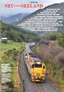 fern-express Heft 3-2018 Neuseeland