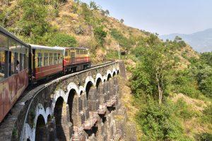Indien: Zug Kalka - Shimla