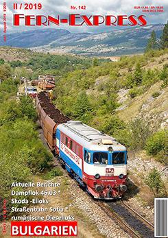 Fern-Express, Heft 1/2019