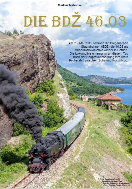 Dampflokomotiven der bulgarischen Staatsbahnen