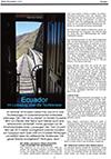 Ecuador: Im Luxuszug über die Teufelsnase