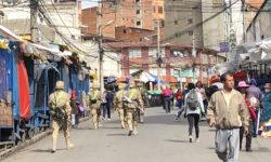 Bolivien im März 2020