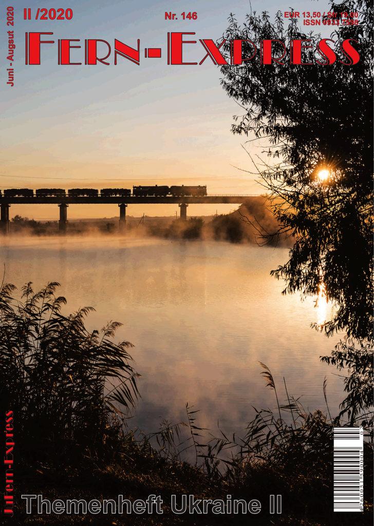Fernexpress Heft 2/2020 - Ukraine