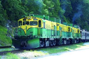 USA: D&SNGRR kauft WP&YR-Dieselloks