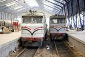 Eisenbahn in Ägypten