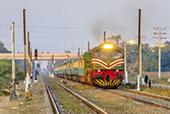 Eisenbahn in Pakistan