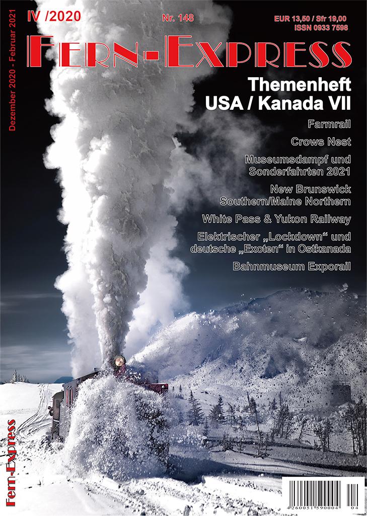 Titel Heft 4/2020 Fern-Express
