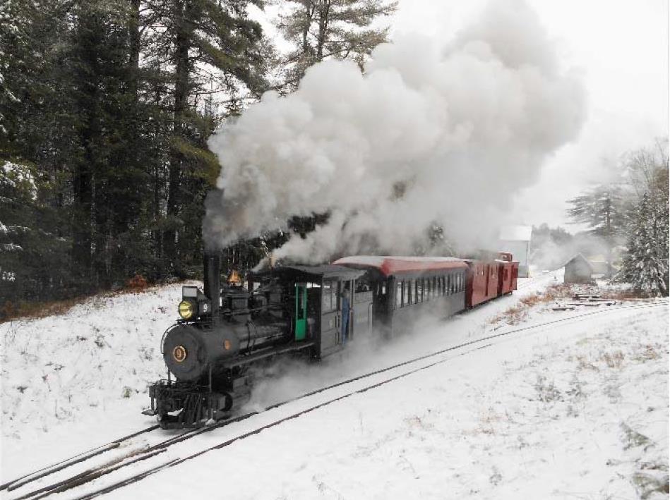 Steam and Tourist Railway News