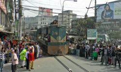 Eisenbahn in Bangladesh