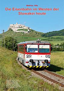 Eisenbahn im Westen der Slowakei